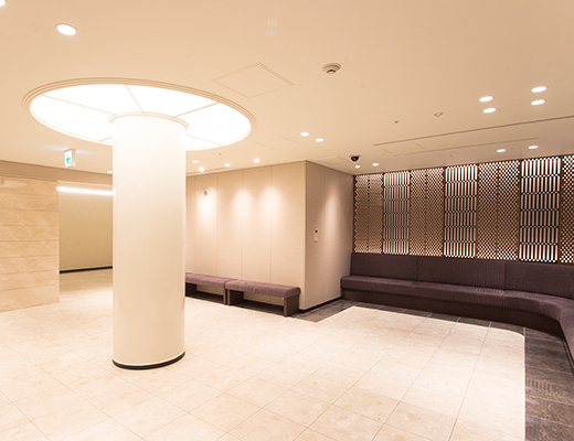 Image shot of lobby